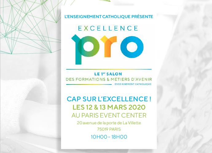 L'ARBS sera présente au salon Excellence Pro